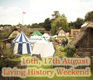 Living History Weekend