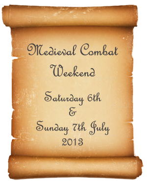Medieval Combat Weekend